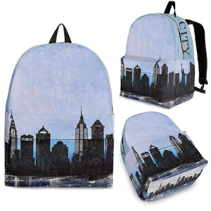 New York City Backpack-Shopeholic