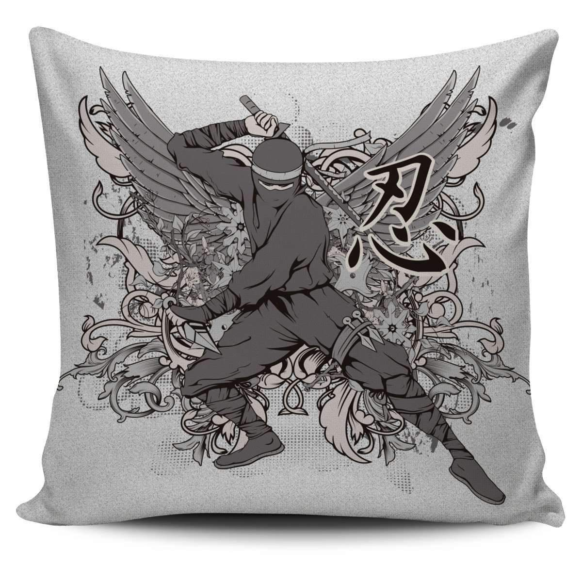 Shopeholic:Ninja 2 - Pillow Covers