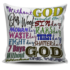 Shopeholic:One Week - Pillow Covers