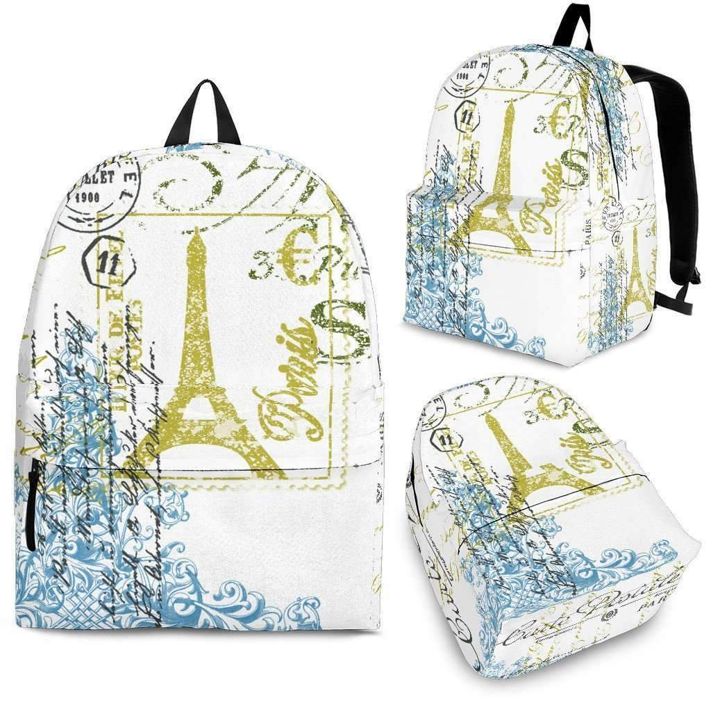 Shopeholic:Paris 3 Backpack