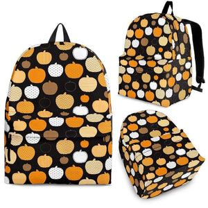 Shopeholic:Pumpkins Backpack