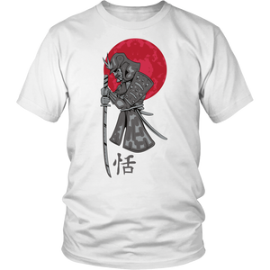 Shopeholic:Samurai and Red Sun Apparels