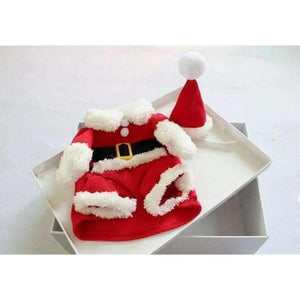 Santa Claus Pet Costume-Shopeholic