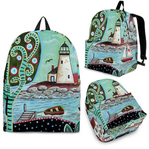Shopeholic:Seaside Backpack