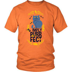 Simply Purrfect Apparels-District Unisex Shirt-DT6000-Shopeholic