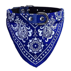 Small Pet Neckerchief-Blue-Small Pet Neckerchief-2-Shopeholic