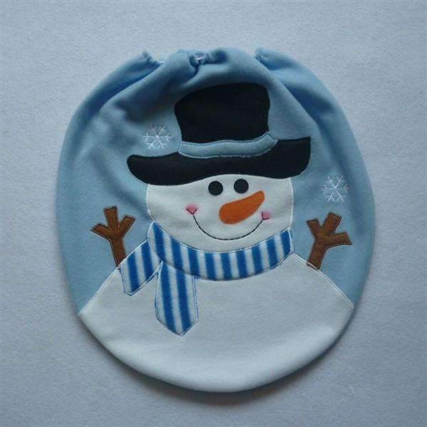Prime Snowman Toilet Seat Cover Rug Pabps2019 Chair Design Images Pabps2019Com