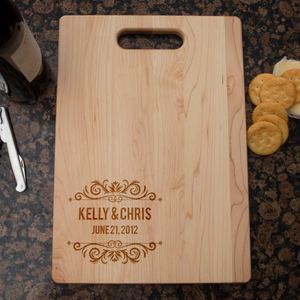 Shopeholic:Together Cutting Board