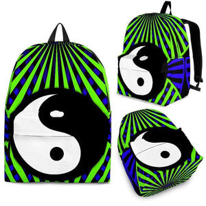 Ying Yang Backpack-Shopeholic