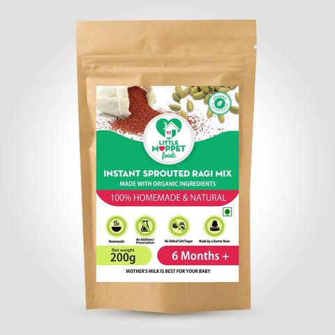 LM-Instant Sprouted Ragi