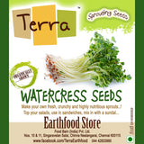 Terra-Watercress Seeds