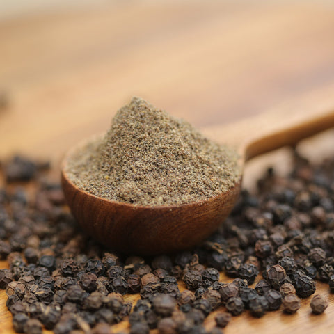 Terra-Black Pepper Powder
