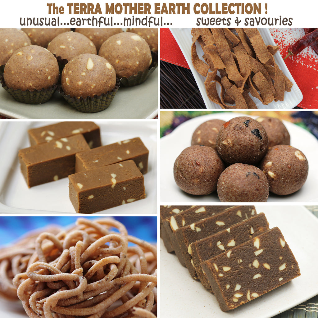 Terra - Mother Earth Collection
