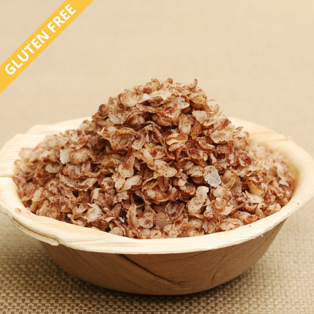 Terra-Red Rice Flakes