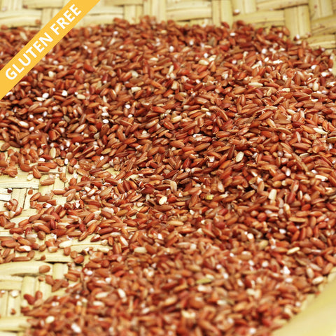 Terra-Red Rice