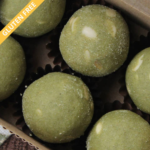 Terra-Wheat Grass Ladoo