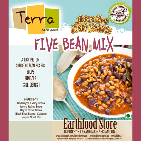 Terra-Five Bean Mix