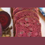 Terra-Beetroot Raisin Bread