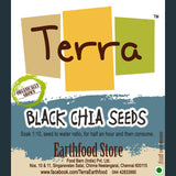 Terra-Black Chia Seeds