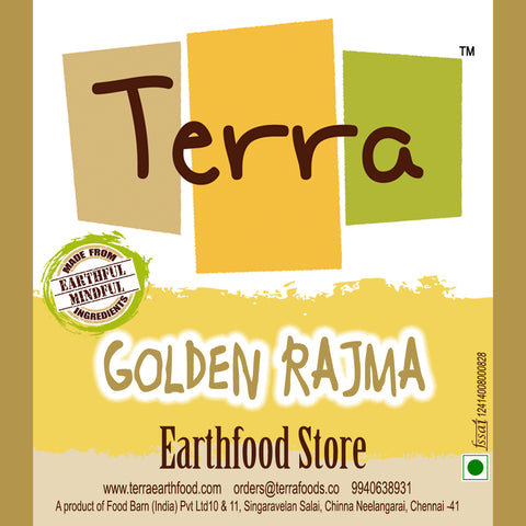 Terra - Golden Rajma