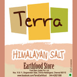 Terra-Himalayan Powdered Salt