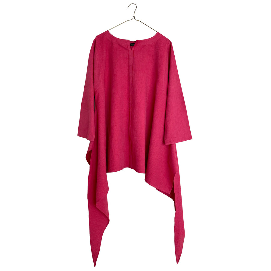 Asymmetric Wide Tunic