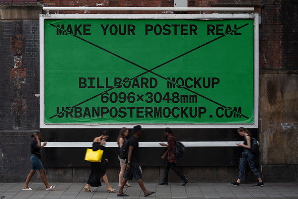 Billboard Mockup Vol2