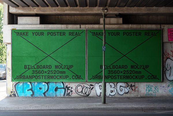 Billboard Mockup Vol3