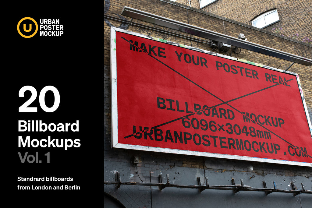 Billboard Mockup Vol1