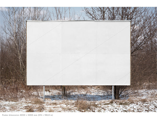 Multi Sized Billboard Mockup Vol1