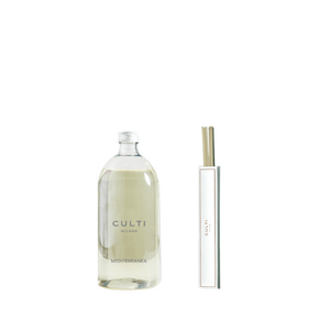 Culti 500ml Reed & 1000ml Diffuser Refill Set