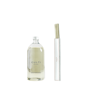 Culti 1000ml Reed & 1000ml Diffuser Refill Set