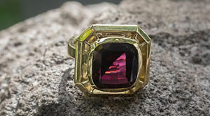 January Birthstone - Garnet
