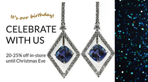 Brinkhaus Jewellers 36th Birthday