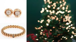 FOR ROSE GOLD LOVERS THIS CHRISTMAS...