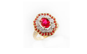 July Birthstone - Beautiful Rubies