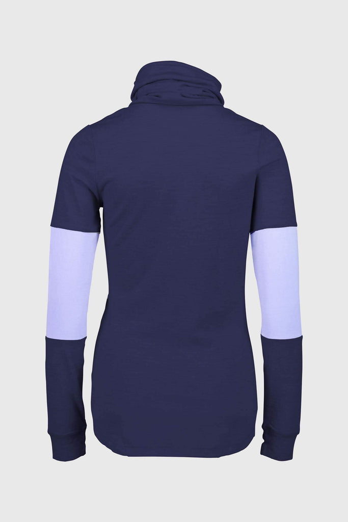 Mons Royale Cornice Rollover Long Sleeve