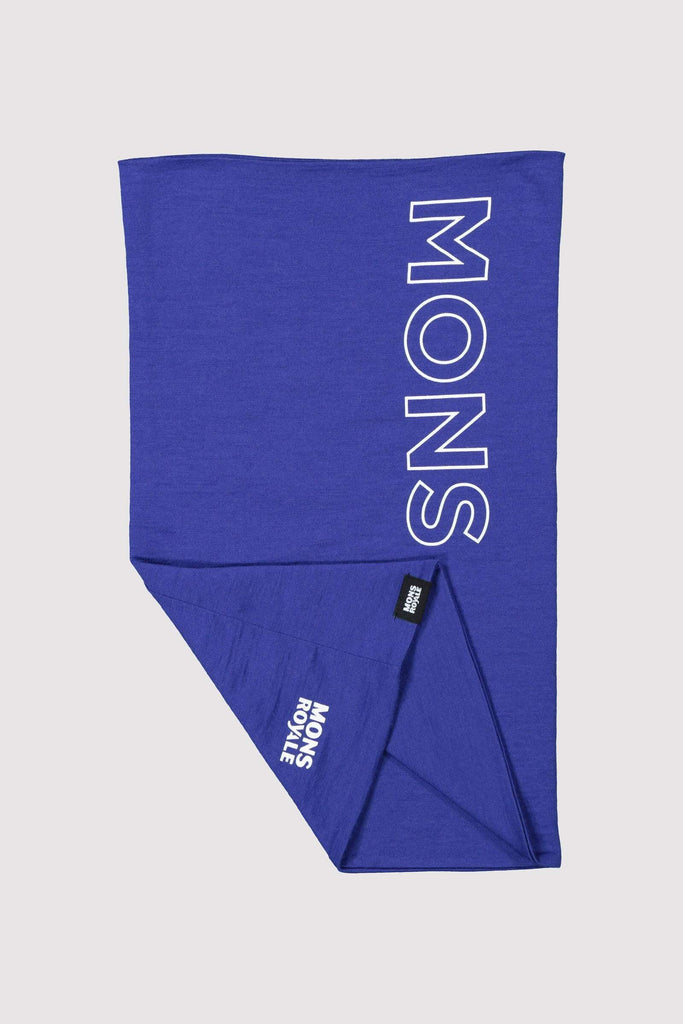 Mons Royale Double Up Neck Warmer