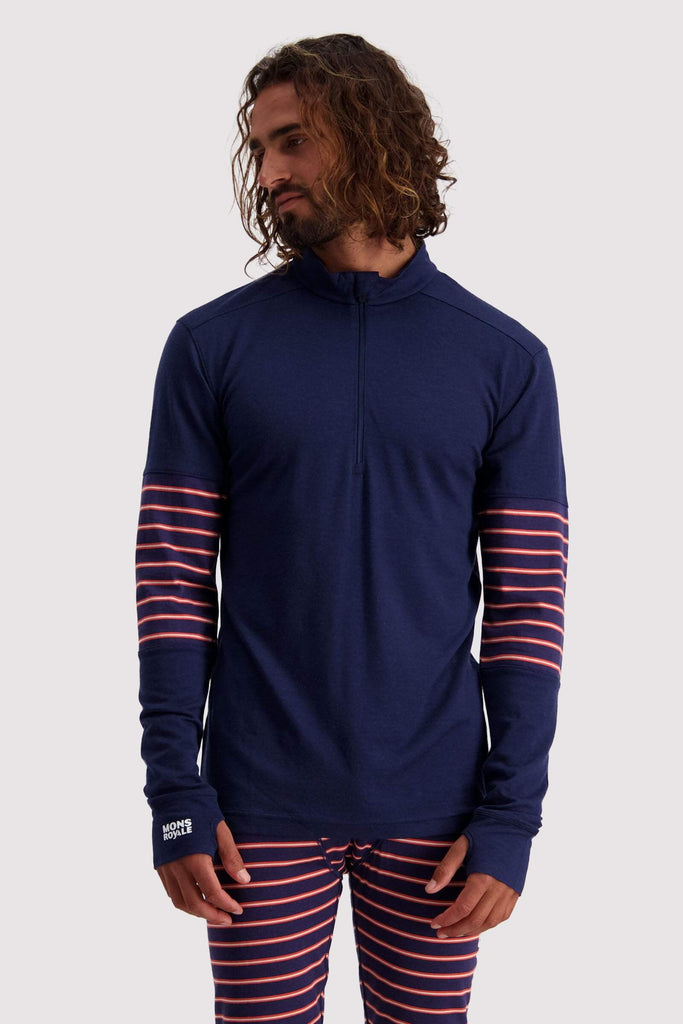 Mons Royale Alta Tech Half Zip