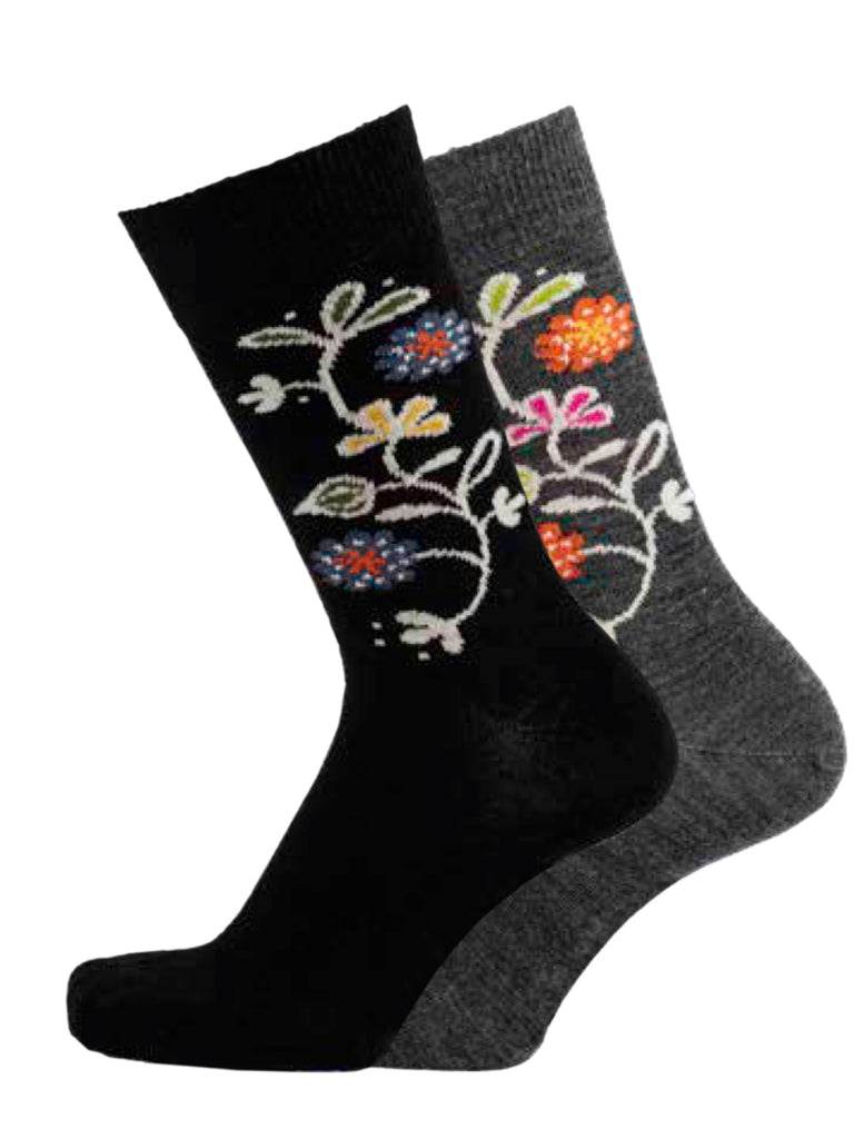 Bengt & Lotta Bloom Socks