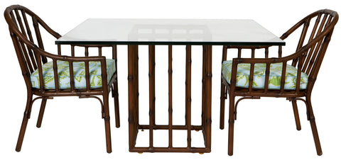 ALBOO FOXY DINING TABLE - SQUARE