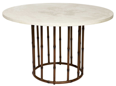 ALBOO FOXY DINING TABLE - ROUND - ALBOO