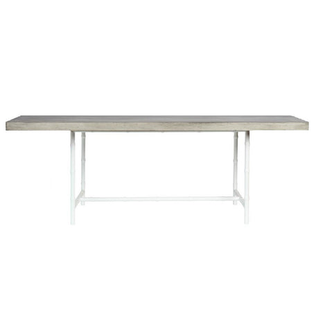 ALBOO FOXY DINING TABLE - RECTANGULAR