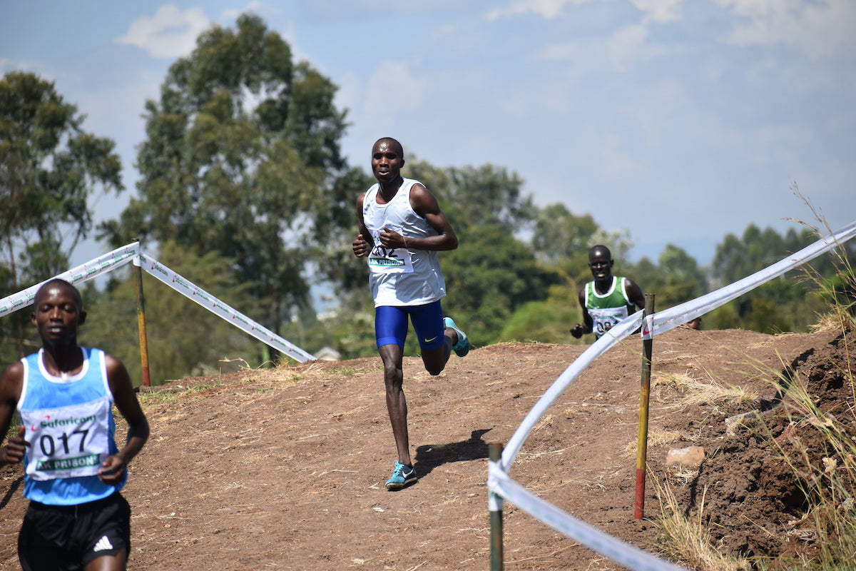 Silas Kiplagat Cross Country