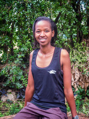 Shujaa Singlet - Eusi Double Dash (Women)