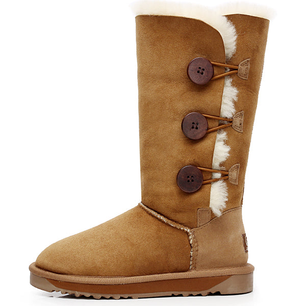 552ff70829c Long Bailey Button UGG Boots