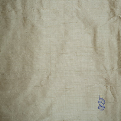 Raw Silk (Dupion) Light Beige
