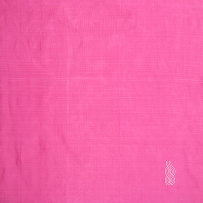 Plain Silk Light Pink