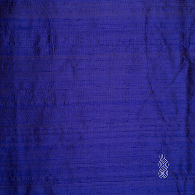 Raw Silk (Dupion) Purple Blue