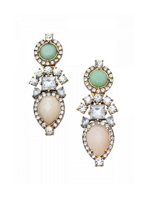 Pastel Colors Earrings